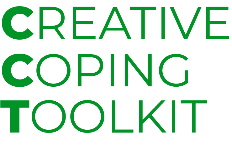 Creative Coping Toolkit Green