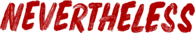 Nevertheless Logo Color