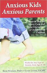 book anxious kids anxious parents