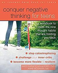 book conquer negative thinking for teens