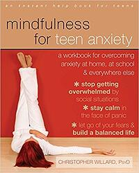 book mindfulness for teen anxiety