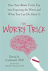 book the worry trick