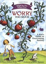 book what to do when you worry too much